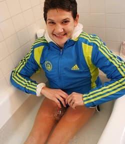 Aimee-Ice-Bath-2-Boston Marathon