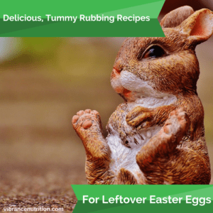 Delicious, Tummy-Rubbing Recipes for Leftover Easter Eggs