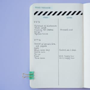 Taylor Miller's Bullet Journal Tracker/Buzzfeed
